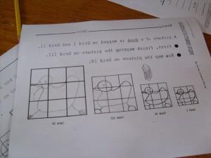 worksheet flipped for M
