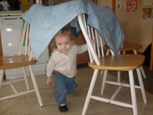 K's tent