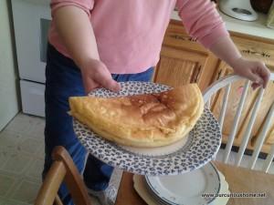 puffy omlet