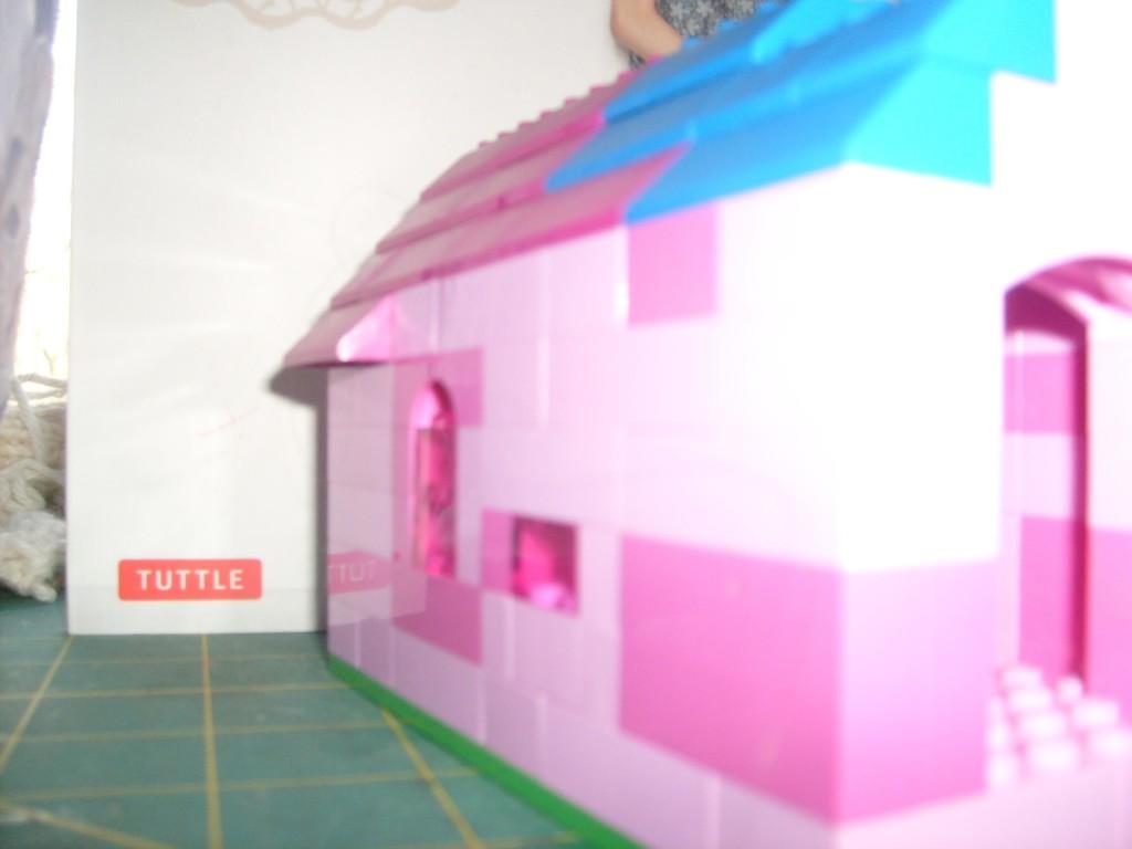 K's Lego Bank